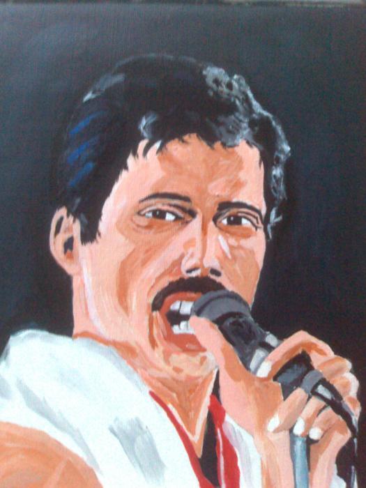 Freddie Mercury por dario.pletikapa